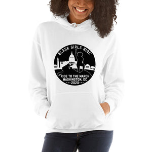Black Girls Ride to the March on Washington Hoodie