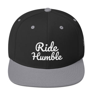 Ride Humble Snapback Hat