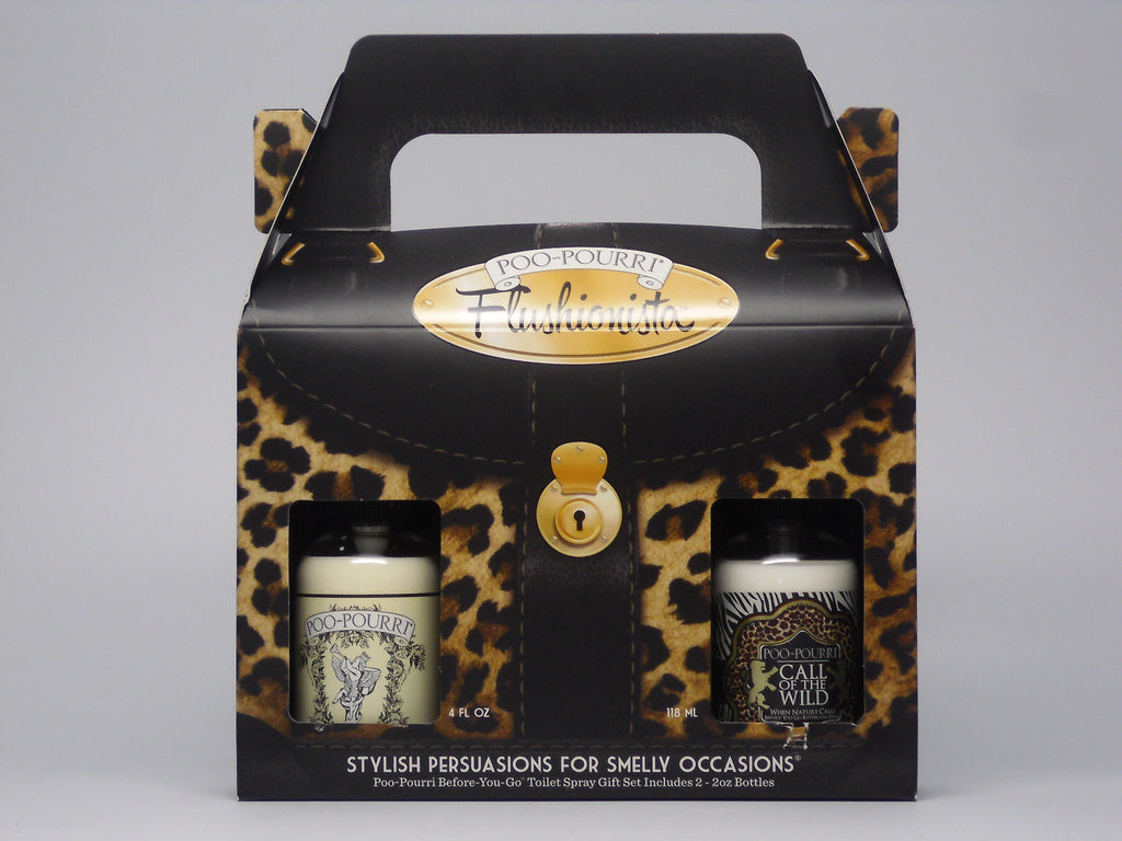 Poo-Pourri Flushionista Gift Set