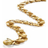 Swirl Necklace in 18K yellow gold