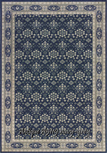 Load image into Gallery viewer, Antique A5119 navy-grey