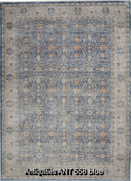 Antiquities ANT 558 blue