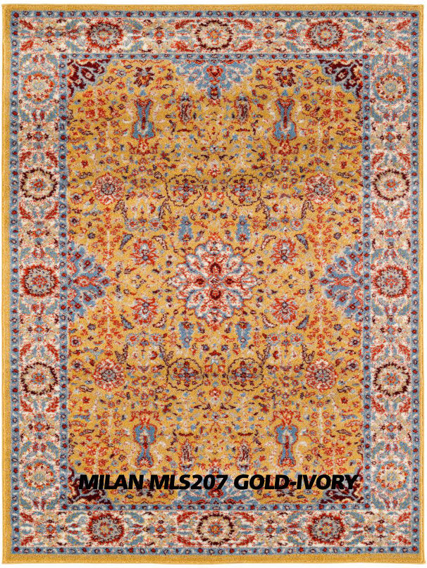 MILAN MLS207 GOLD-IVORY