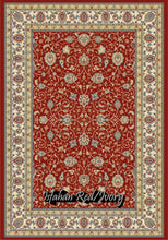 Load image into Gallery viewer, Isfahan Red/Ivory