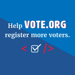 Contribute to Vote.org