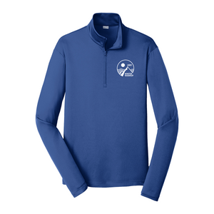 Tech quarter-zip: Winter Warmup