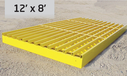 Cattle Guard - BLM HS20-44 - 12'        2090  lbs