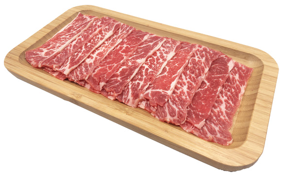 Sliced Short Ribs (Hot Pot)  (Boneless, USDA Choice)