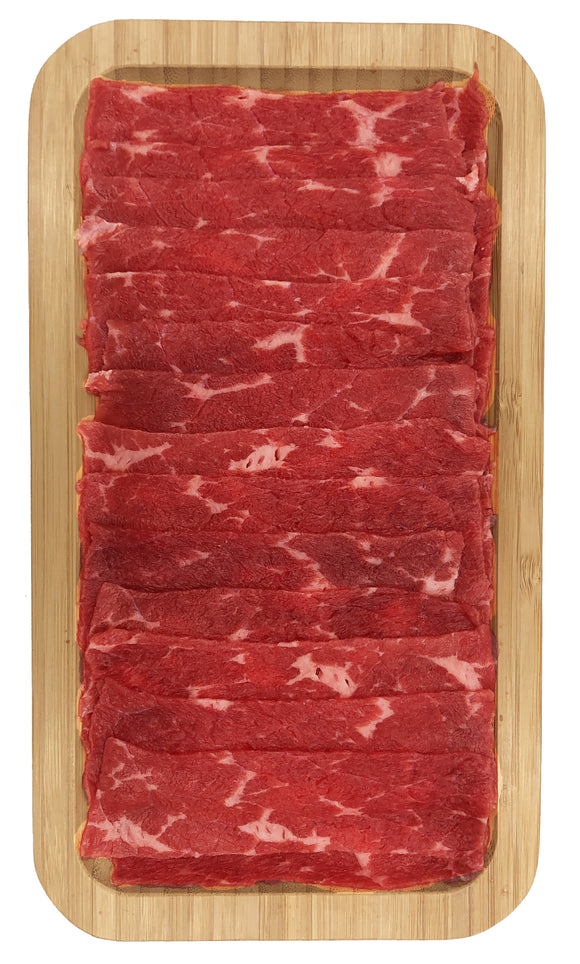 Sliced Top Round (Boneless, USDA Choice)