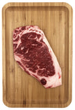 Striploin (Boneless, USDA Prime)