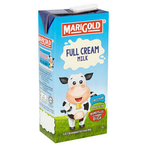 Marigold UHT Full Cream Milk (1L)