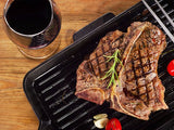 T-bone (Bone-in, USDA Black Angus Choice)