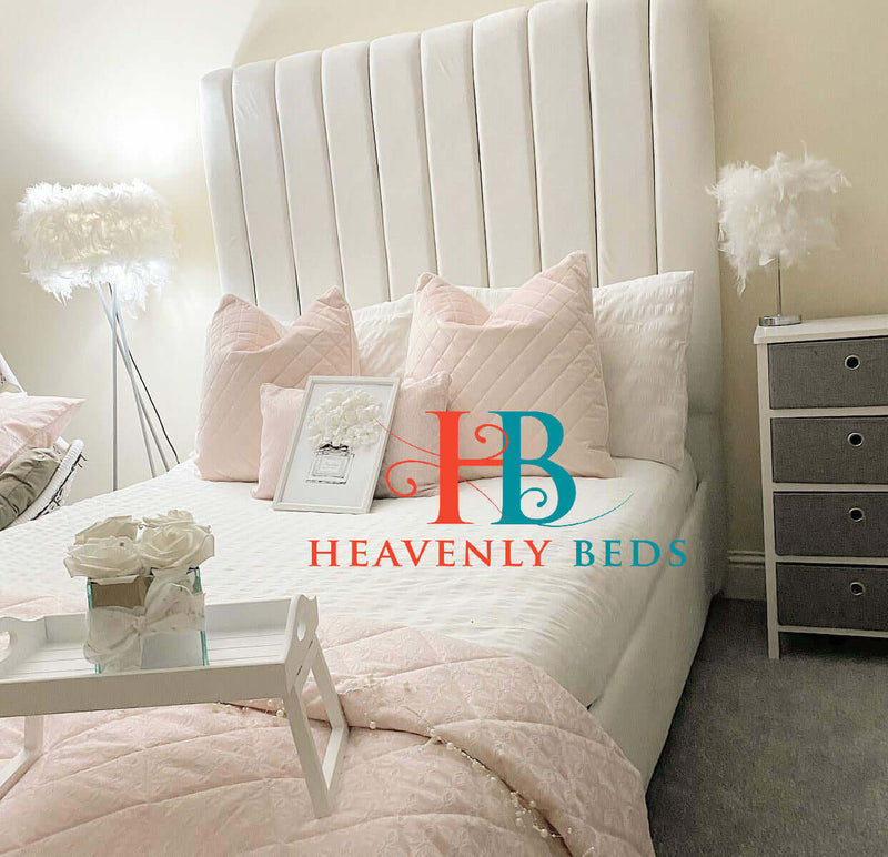 "Denise Panel 54"" Bed Frame A Heavenlybeds Exclusive"