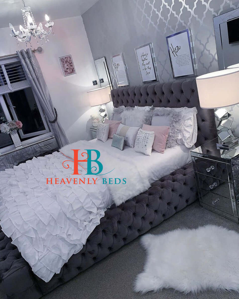 Monarchy Ambassador Bed Frame A Heavenlybeds Exclusive