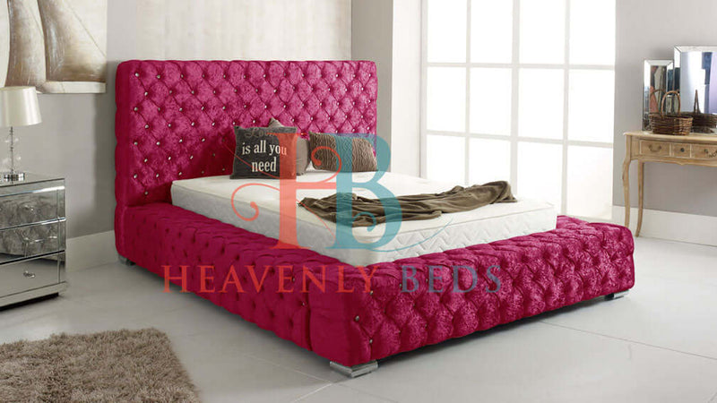 Winchester Ambassador Bed Frame Exclusive to Heavenlybeds