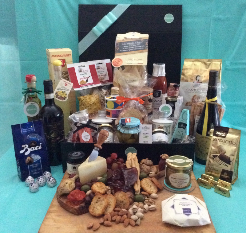 Gourmet Father`s Day Hamper sweet and savoury