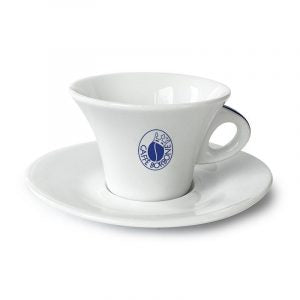 Cappuccino Cups x6 and saucers