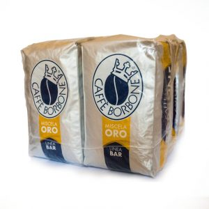 Copy of Caffe` Borbone Gold Blend Beans x 6 kg Bag