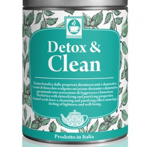 Bonini Tea  Detox and Clean