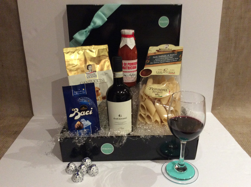 A GOURMET BASKET , SAVE $ 40  YOU SELECT WHAT YOU WOULD LIKE - 4 ITEMS FOR $89