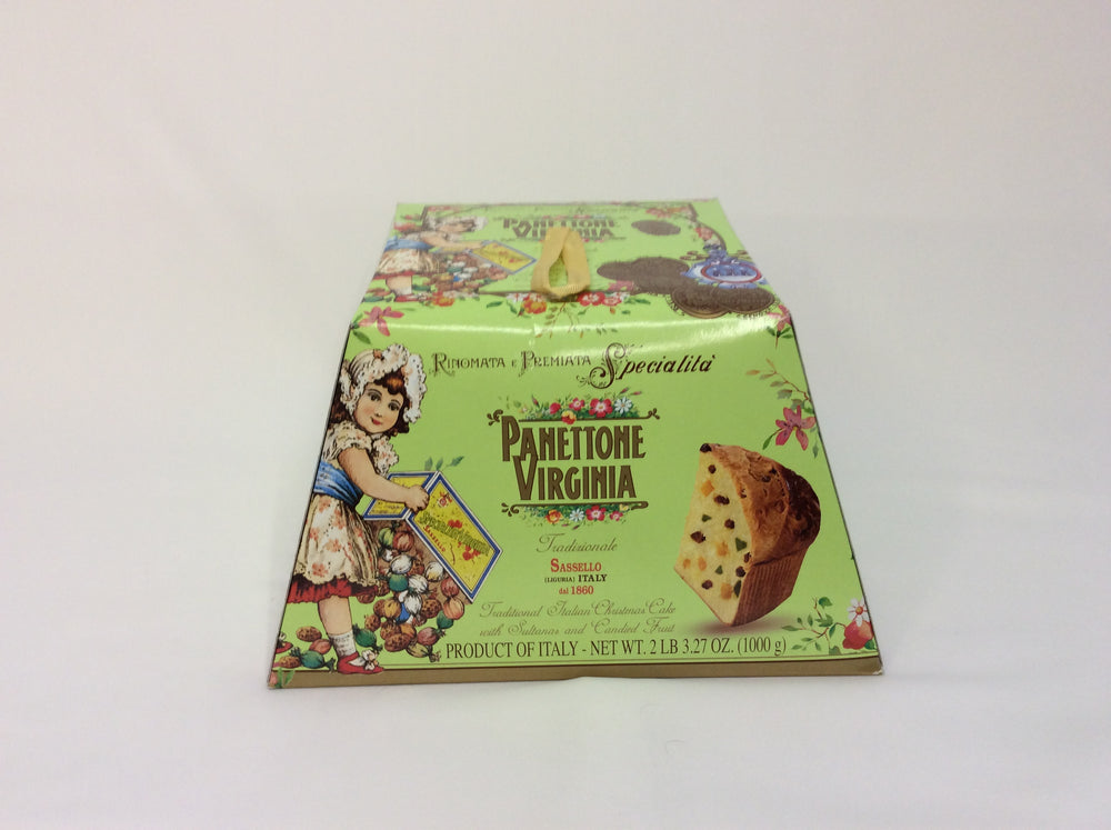 A Amaretti Virginia & Panettone to choose from