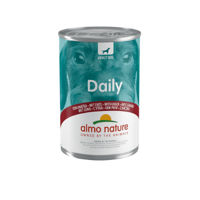 Almo Nature - Daily with Duck - 400 g