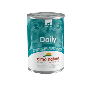 Almo Nature - Daily with Lamb - 400 g