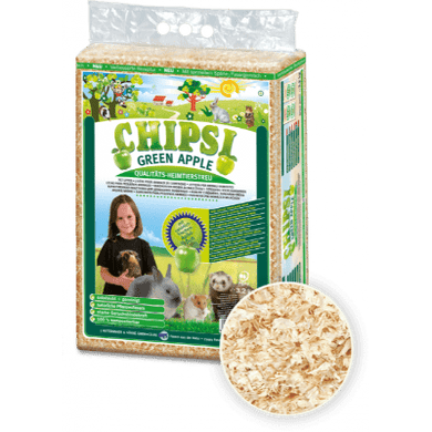 Chipsi - Plus Green Apple - 3.2KG