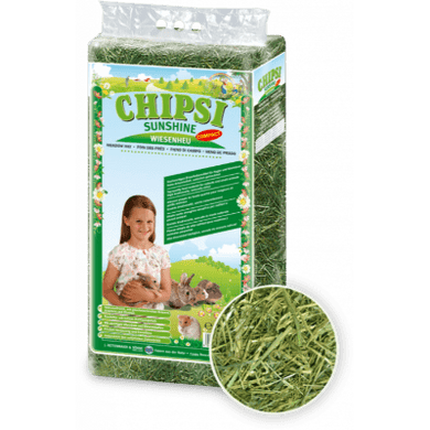 Chipsi - Sunshine Meadow Hay - 1KG