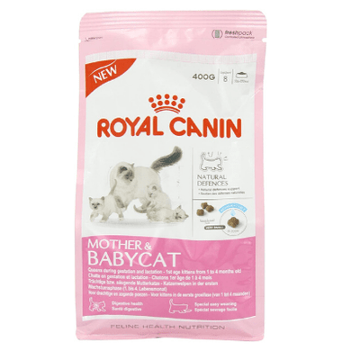 Royal Canin - Feline Health Nutrition Mother and Babycat 400 g