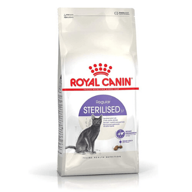 Royal Canin - Feline Health Nutrition Sterilised 2 KG