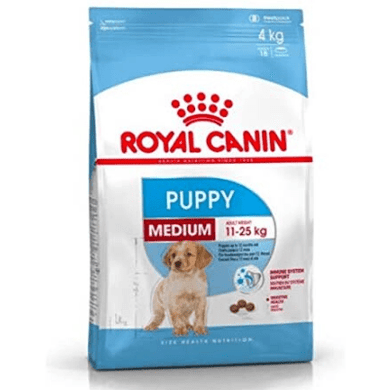 Royal Canin - Size Health Nutrition Medium Puppy 10 KG