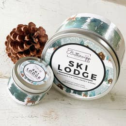 Buttercupp Candles • Ski Lodge