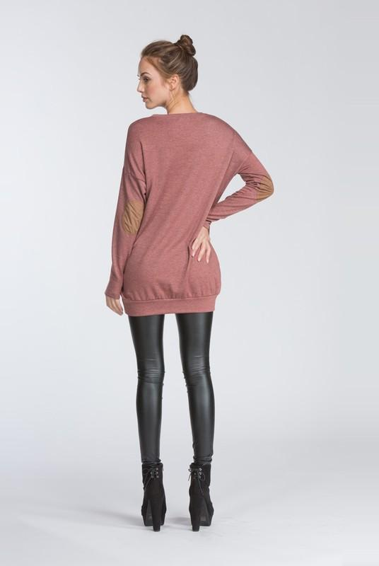 Long-Sleeve Tunic Top