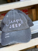 Load image into Gallery viewer, Jeepy Jeep Criss Cross Cap