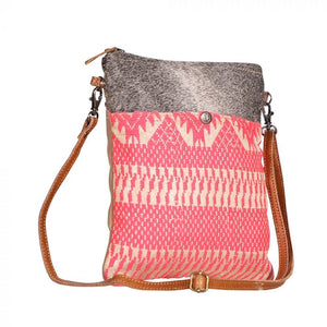 MYRA BAG • Pink Petals Small & Crossbody Bag