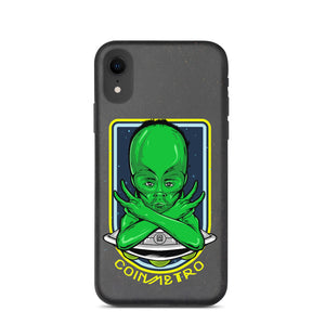 AlienMetro Biodegradable phone case