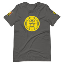 Load image into Gallery viewer, Oldschool Style CoinMetro Gold Logo