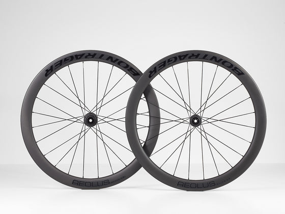 Bontrager Aeolus Elite 50 TLR Disc Road Wheel