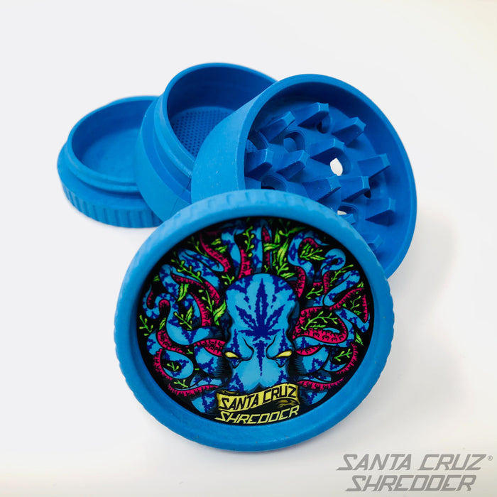 Octopus Santa Cruz Hemp 4pc Shredder