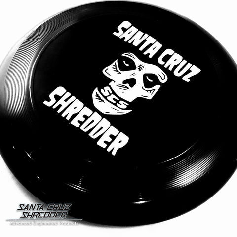 Santa Cruz Shredder Skull Frisbee