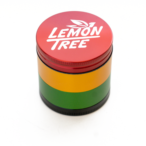 Lemon Tree 4 piece Medium Shredder Rasta