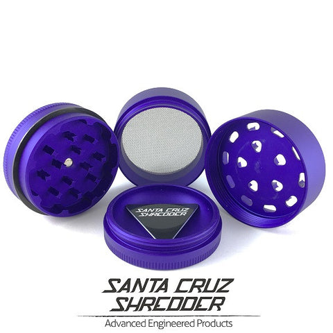 Medium 4 - Piece TGOD shredder