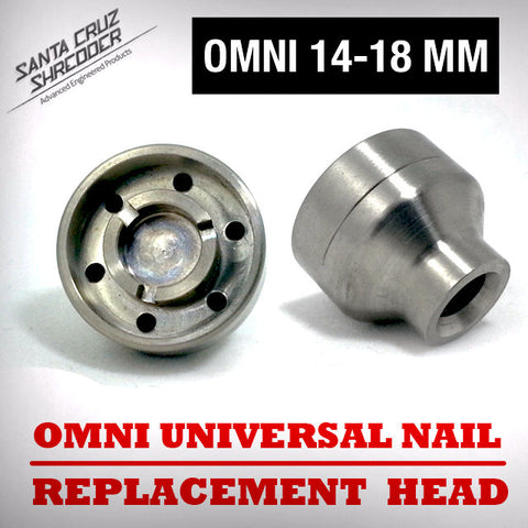 OMNI NAIL - REPLACEMENT  HEAD 14/18mm