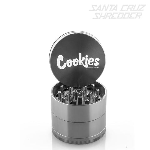 Medium 4 Piece Grey Cookies Shredder