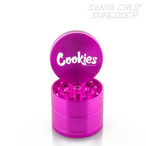Medium 4 Piece Pink Cookies Shredder