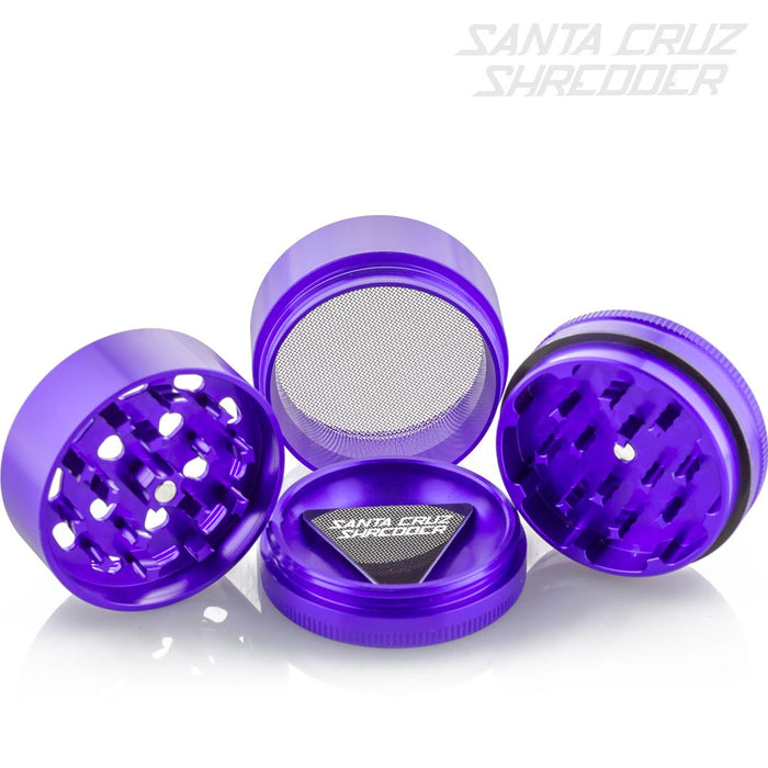 Medium 4 Piece Purple Cookies Shredder