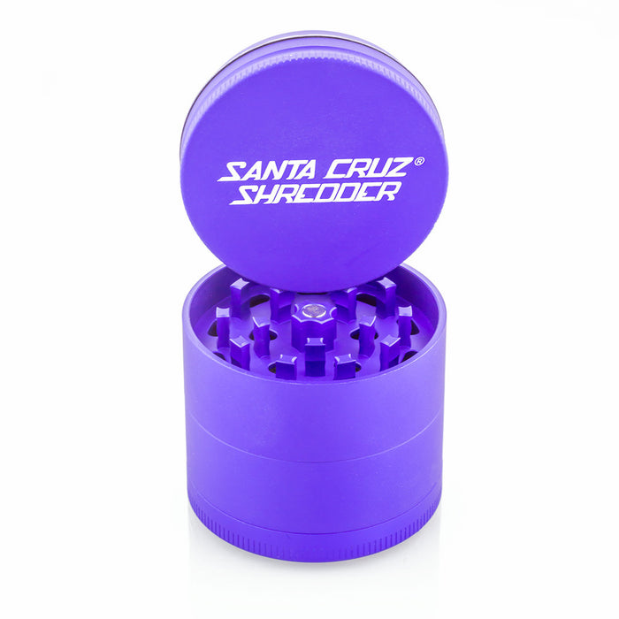 Medium 4 - Piece Purple Shredder