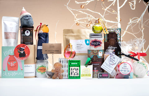 A range of festive products