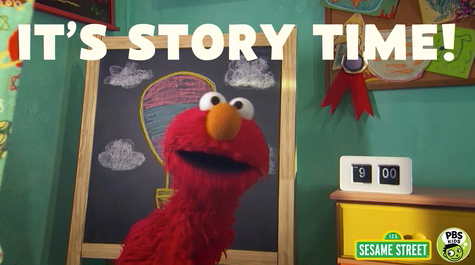 It's story time muppets GIF